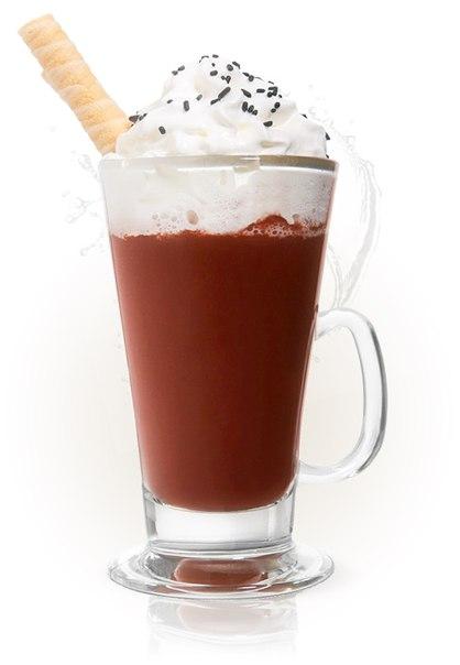 Горячий шоколад классический