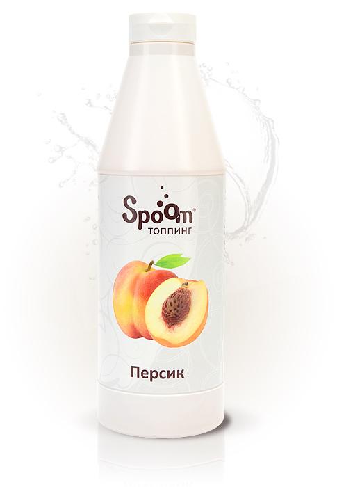 Топпинг ПЕРСИК Spoom 1 кг