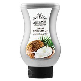 Фруктовое пюре Кокосовый крем 650 грамм