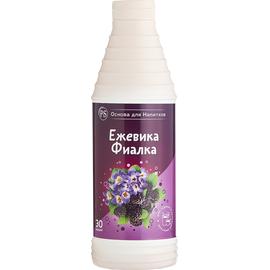 Основа для напитков Ежевика-Фиалка ProffSyrup 1 кг