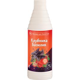 Основа для напитков Клубника-Базилик ProffSyrup 1 кг
