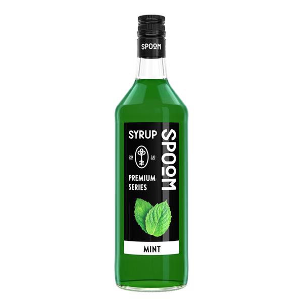 Сироп МЯТА Spoom, Объём: 1 литр