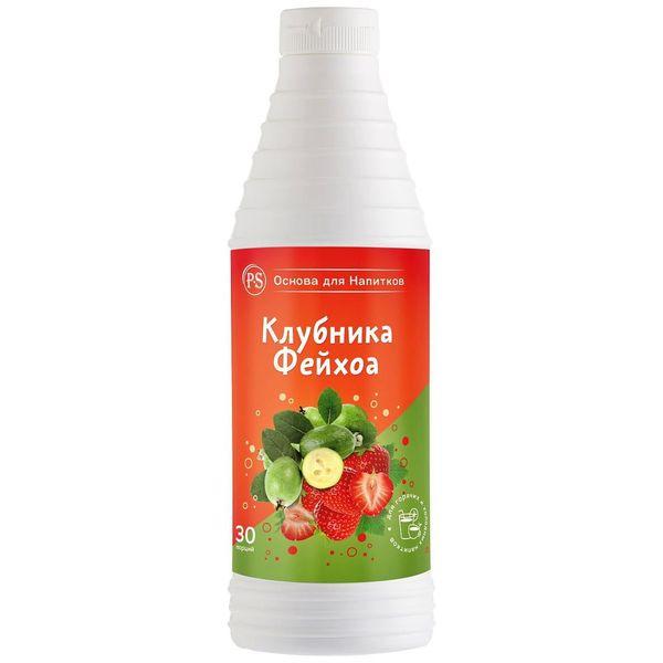 Основа для напитков Фейхоа-Клубника ProffSyrup 1 кг