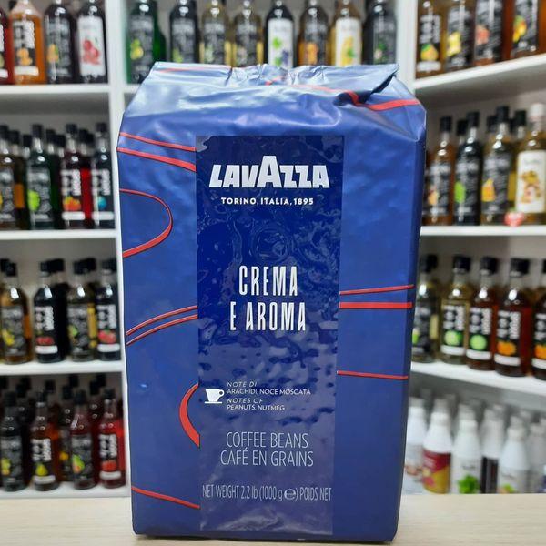 Кофе в зернах Lavazza Crema E Aroma Espresso 1 кг, изображение 2