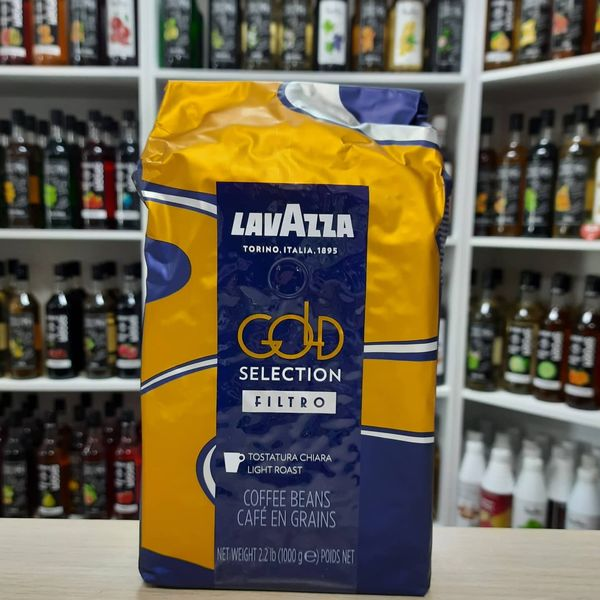 Кофе в зернах Lavazza Gold Selection Filtro 1 кг, изображение 2