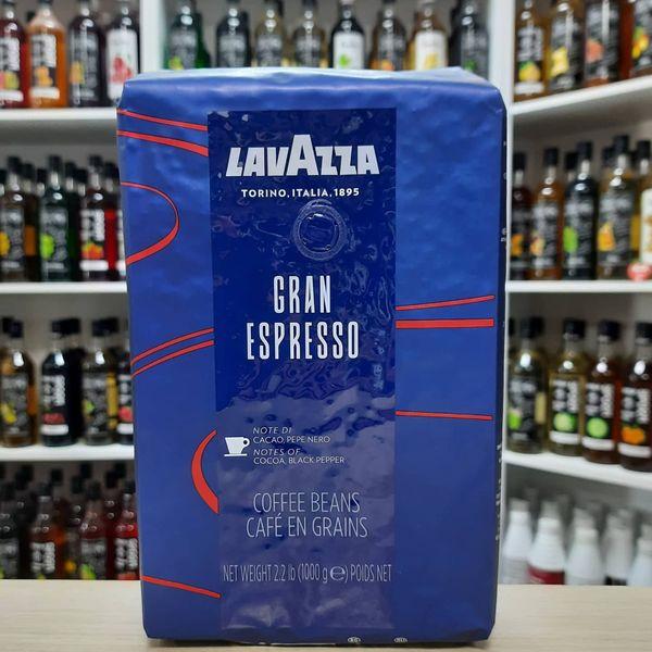 Кофе в зернах Lavazza Gran Espresso 1 кг, изображение 2