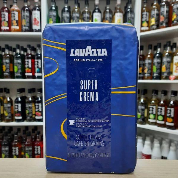 Кофе в зернах Lavazza Super Crema 1 кг, изображение 2