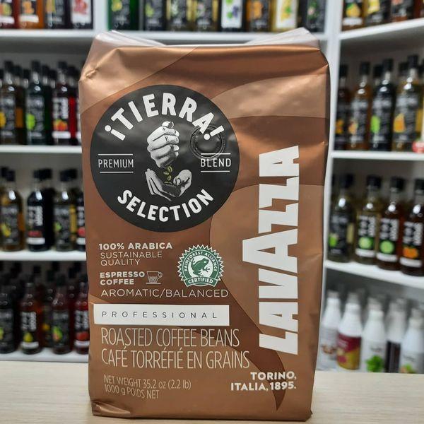 Кофе в зернах Lavazza Tierra Selection 1 кг, изображение 2