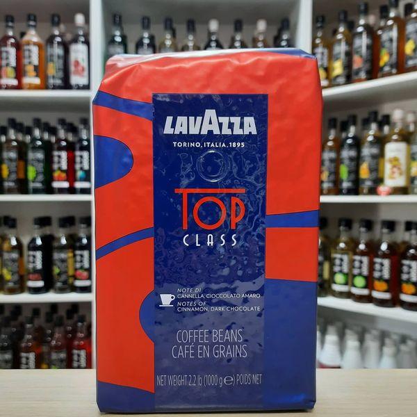 Кофе в зернах Lavazza Top Class 1 кг, изображение 2