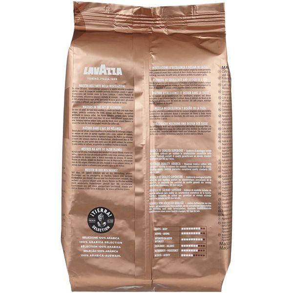 Кофе в зернах Lavazza Tierra Selection 1 кг, изображение 3