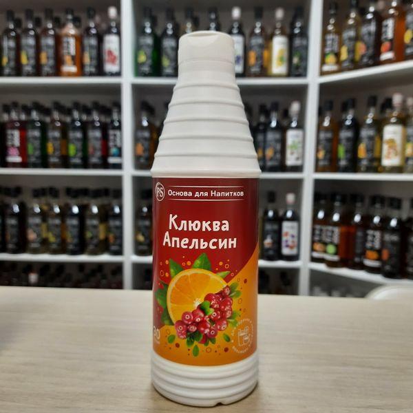 Основа для напитков Клюква-Апельсин ProffSyrup 1 кг